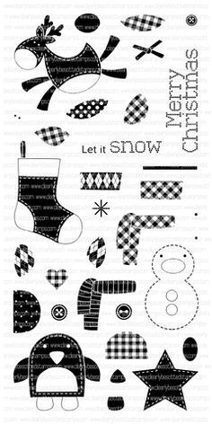 In Stitches: Christmas
