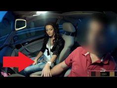 Kadın Müşteri Taksiciye İlişki Teklif Ediyor