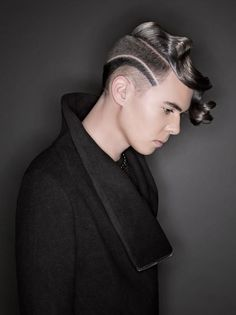 """[""""2015 NAHA FINALISTS: Student Hairstylist of the Year 