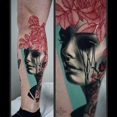 Tattoo ☠ Timur Lysenko : https://instagram.com/timur_lysenko/
