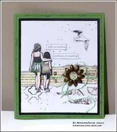 Card by Sylvie using CI-283 and more