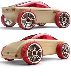 carrinhos de madeira 2