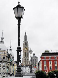 Catedral de  Nuestra Señora. Amberes  (Belgica)