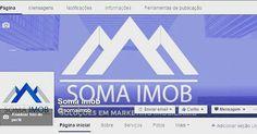 @Regrann from @somaimob -  A SOMA IMOB agora está em mais uma rede social e enquanto o nosso site está em construção você poderá curtir nossa página no FACEBOOK para ficar ligado nas dicas e novidades que postaremos lá também.  #marketingimobiliário #facebook #instagram #corretordeimoveis #marketing #redessociais #somaimob #inovacao #Regrann