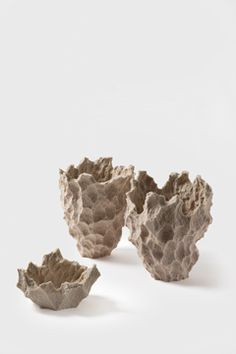 Else Rock Vases  by Michal Fargo for PCM design