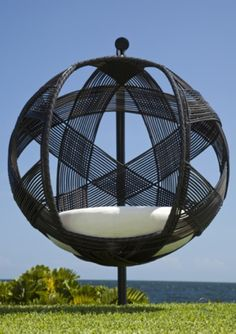 Sphere Swing by Neoteric Luxury.