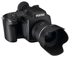 Pentax 645D EN - Pentax 645D -Image size is a very important factor in advanced photography: the larger the image size, the more faithfully the ambience and sense of depth can be described, resulting in colour-rich, fine-detailed images. The 645D
