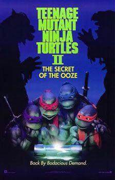 17) Teenage Mutant Ninja Turtles: The Secret of the Ooze, II,  1990, Astoria