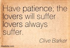 Clive Barker Quotes - Meetville