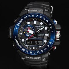 G Shock Watches Mens, Rugged Watches, Casio G Shock, Cool Watches, Watches For Men, Men's Watches, World Watch, Pre Owned Watches, Casio Watch