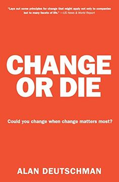 Change or Die: The Three Keys to Change at Work and in Life by Alan Deutschman http://www.amazon.com/dp/0061373672/ref=cm_sw_r_pi_dp_B15rvb1ACRQK8