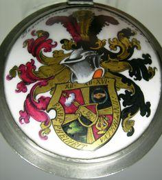 Studentika. Burschenschaft Germania Tübingen (DB). Bierkrug 1914. | eBay