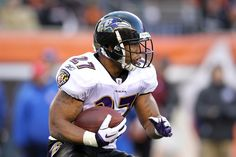 Ray Rice, Baltimore Ravens, #3 RB for 2011