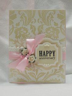 Happy Anniversary Card via Etsy