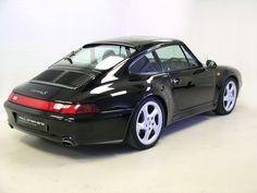1997 Porsche 911 (993) Carrera S