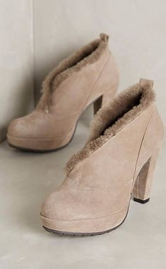 499028bacbe50 All Black Collar Booties  anthroregistry Hippie Shoes