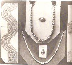 Yusupov's jewelry album.