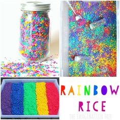 This is the best and easiest way to dye rice for sensory play, taking just minutes to prepare and using no vinegar or alcohol hand gel! This method creates the most vibrant and amazingly coloured rice that will last for years when stored correctly. Let's make it! This is the easiest way to dye rice for...Read More »