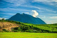 由布岳(大分) Yufu dake Volcano mountain, Oita, Japan