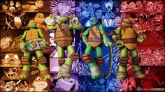 Turtle wallpaper! I love this :3