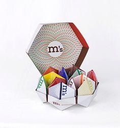 Verpackung: Re-Design für M&Ms von Alyssa Phillips | KlonBlog