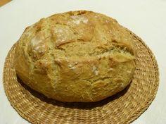 Una deliciosa receta de Pan de pagés para #Mycook http://www.mycook.es/receta/pan-de-pages/