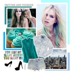 PRETTIER AND YOUNGER, created by victoiaasli on Polyvore