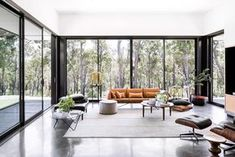 An award-winning contemporary country home in WA's South West offers privacy in an open setting. Photo: Dion Robeson | Story: Australian House & Garden