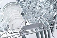 Undgå flyverust og ødelagte glas i din opvaskemaskine