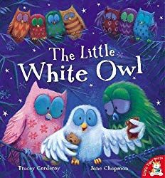 """Read """"The Little White Owl"""" by Tracey Corderoy available from Rakuten Kobo. Once there was a little white owl who lived by himself in the snow. He didn't have a mummy or a daddy. Happy Stories, Stories For Kids, Owl Writing, Owl Who, Owl Books, Paper Owls, Mighty Ape, Nocturnal Animals, White Books"""