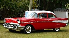 1957 Chevrolet 210 2-Door Sedan...Re-pin...Brought to you by #CarInsurance at #HouseofInsurance in Eugene, Oregon