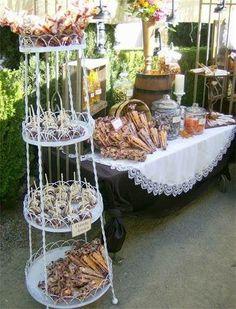 table setting #vintage #wedding
