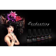 NEW! Enchanting Collection - NailPerfect Soak Off Gel Polish http://www.beautyfactorynails.com/en/enchanting---np-soak-off-gel-polish/g135/p7029/