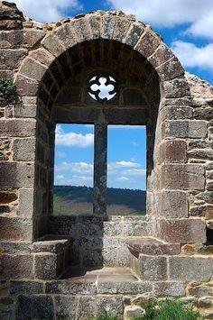 La Forteresse de Najac | Aveyron, France