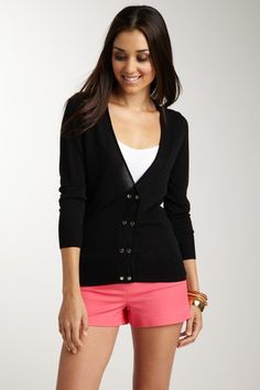 YU.K. by S.G. Double Snap Button Cardigan for the Craven kind... Thanks, Natalia