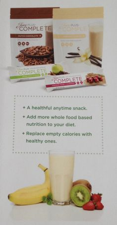 Juice Plus+ provides whole food based nutrition to promote a balanced diet to ensure you get enough servings of fruits, vegetables & grains. Eat Fruit, Fruit And Veg, Juice Plus Shakes, Juice Plus Capsules, Juice Plus Complete, Healthy Food Quotes, Fruit Smoothies, Whole Food Recipes, Juice Recipes
