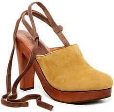 Billy Reid Ankle Tie Mule on shopstyle.com