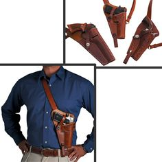 Today, El Paso Saddlery provides a series of high-quality Tanker holsters, including WW II replicas, modified to fit modern semi-autos and revolvers.