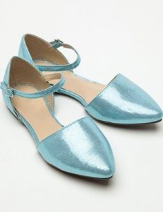 Fancy Flats: 11 Heel-Free Shoes Worthy of Weddings, Grad Parties and Other Summer Celebrations