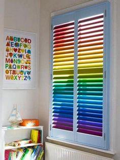 الألوان .. بهجة !