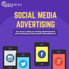 Promote your brand on social media and reach out to customers around the world. Advertising, Ads, Promotion, Campaign, Web Design, Management, Social Media, Marketing, Instagram