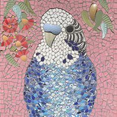 Mosaic Garden Art, Mosaic Tile Art, Mosaic Artwork, Mosaic Diy, Mosaic Crafts, Mosaic Glass, Mosaic Ideas, Stained Glass, Mosaic Designs
