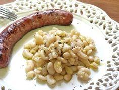 Pikantní fazolový pekáček - | Prostřeno.cz Barbacoa, Black Eyed Peas, Beans, Vegetables, Foods, Easy Food Recipes, Lunches, White Beans, Food Food