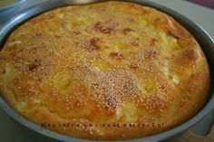 Μαριλένα........και καλή σας όρεξη!: Φετόπιτα - τυρόπιτα χωρίς φύλλο
