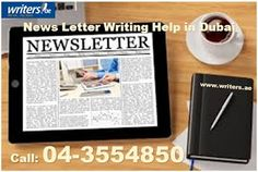Writers.ae: Newsletter Writing – Why should your write it?, fo...