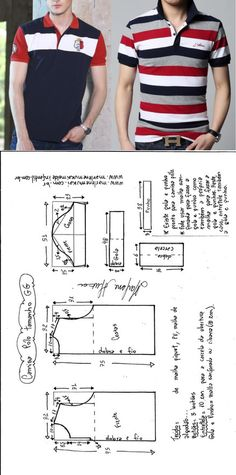 Amazing Sewing Patterns Clone Your Clothes Ideas. Enchanting Sewing Patterns Clone Your Clothes Ideas. Mens Sewing Patterns, Sewing Men, Clothing Patterns, Pattern Sewing, Make Your Own Clothes, Diy Clothes, Mens Shirt Pattern, Shirt Patterns, Pants Pattern