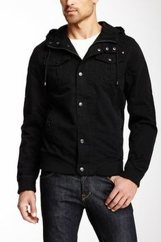 Indigo Star Harrison Jacket