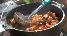 Stout Venison Stew