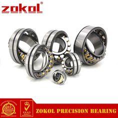 ZOKOL bearing 23144CA W33 23144CA/W33 Spherical Roller bearing 3053744HK self-aligning roller bearing 220*370*120mm