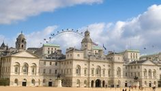 Horse Guards Parade Whitehall
